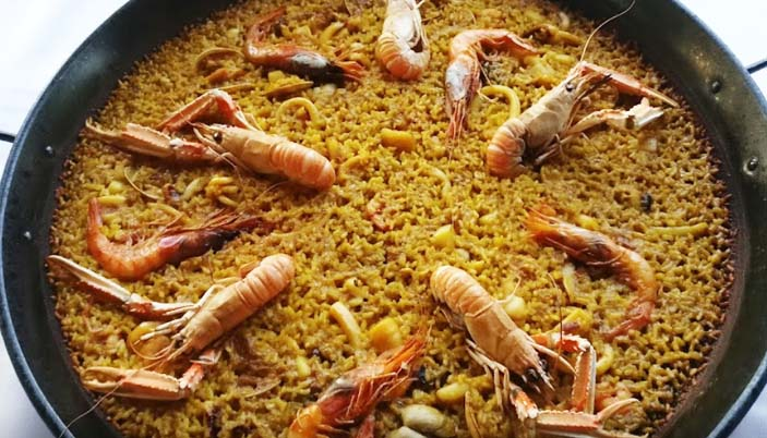 restaurante barceloneta barcelona arroces