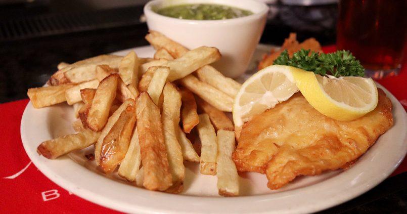 platos típicos británicos