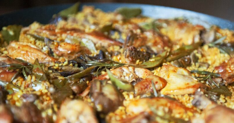 mejores paella valencia
