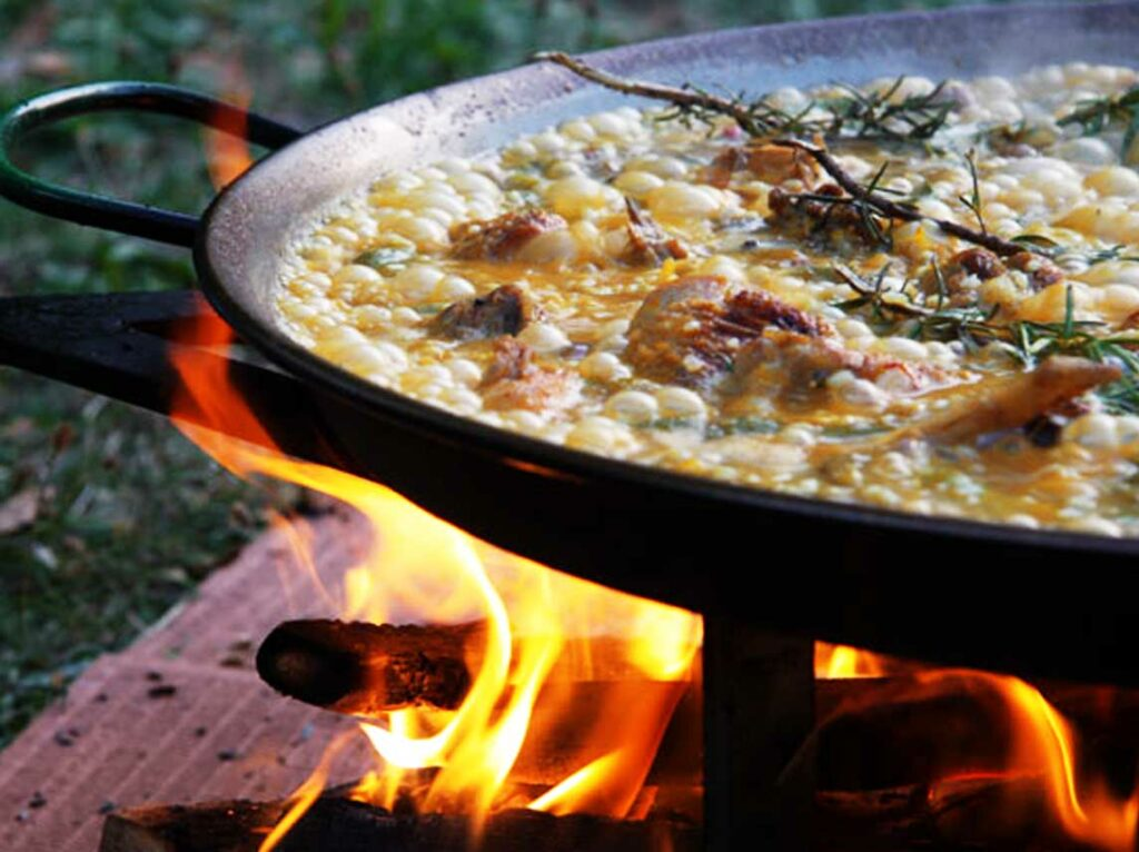 paella valenciana levante
