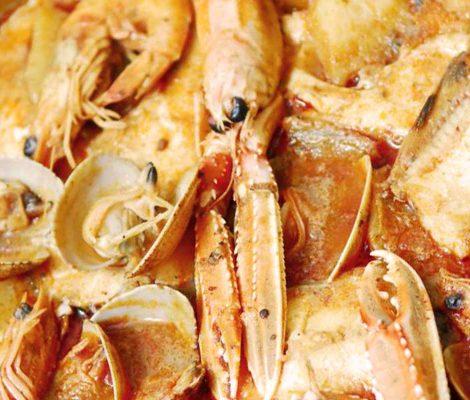 platos típicos barcelona