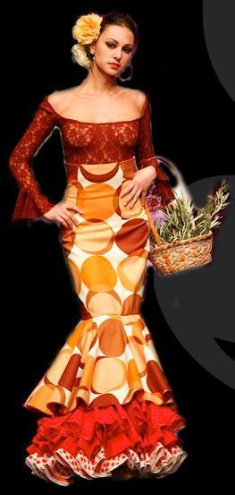 Seville Fashion: 18th Edition Of The Seville International Flamenco Fashion