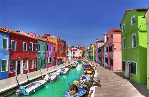 Een Reis Naar De Verschillende Eilanden Van Venetie Friendly Rentals Blog
