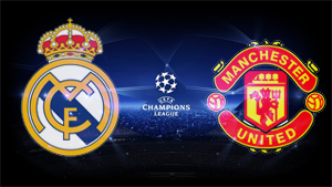 Champions League 2012 13 Real Madrid Vs Manchester United