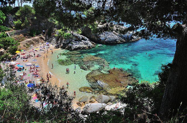 Platja D Aro Playas Y Calas Escondidas En La Costa Brava Friendly Rentals Blog