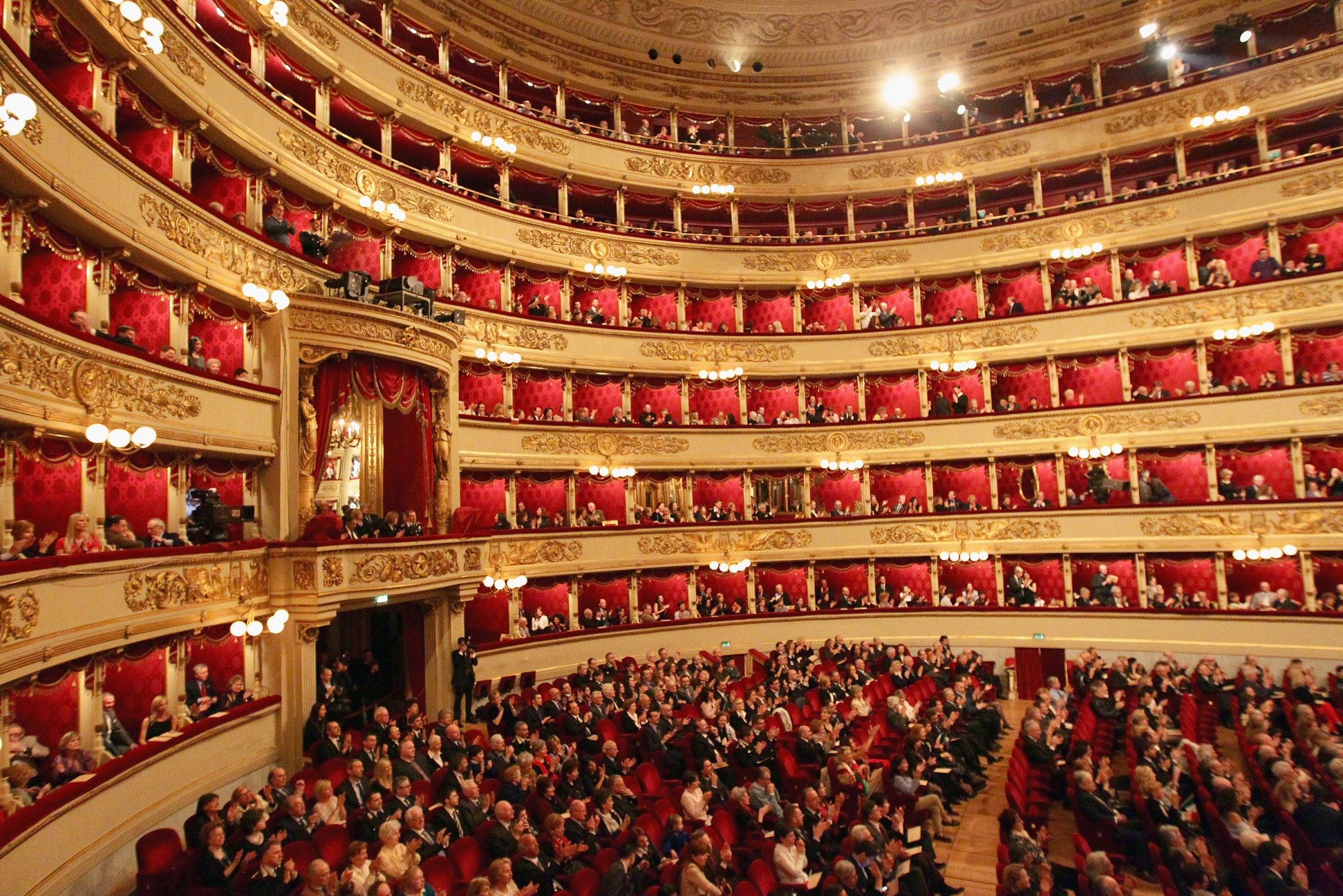 Il Teatro Alla Scala An Opera Temple Friendly Rentals