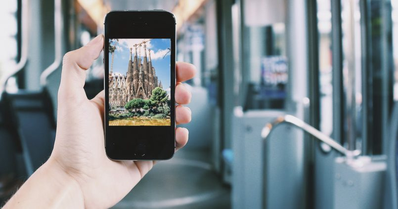 iphone barcelona