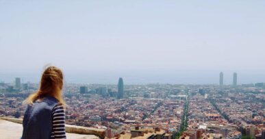 miradores barcelona